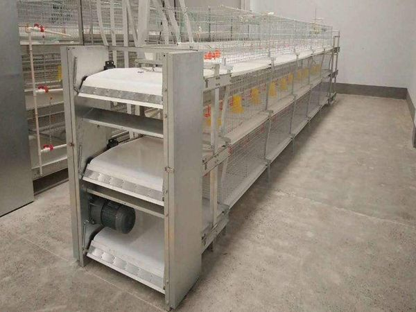 层叠式肉鸡养殖设备