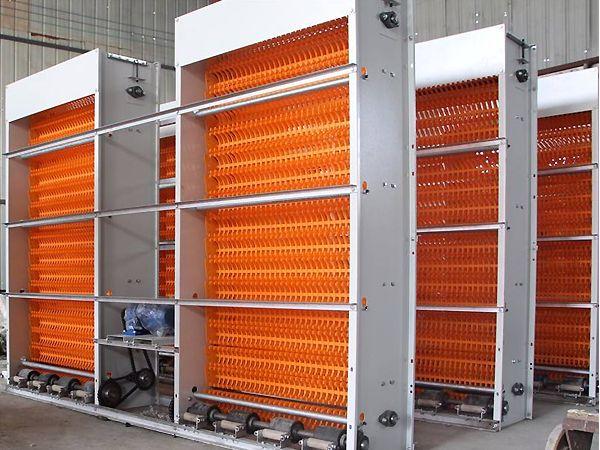 自动集蛋设备